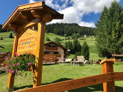 Sognando l'estate in val di Fassa