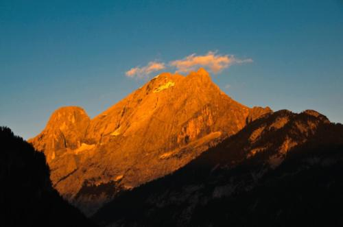 Tramonti in Trentino