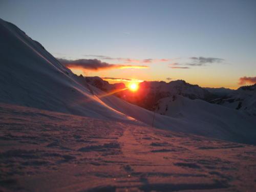 Tramonto Dolomiti